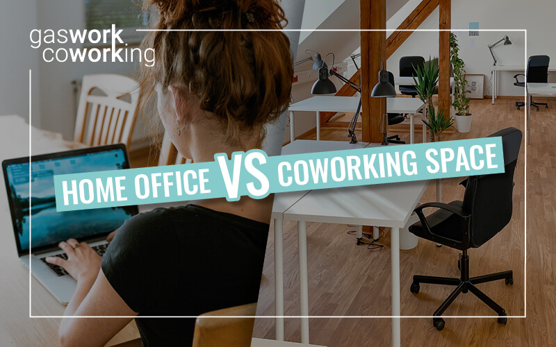 Home Office vs. Coworking Space